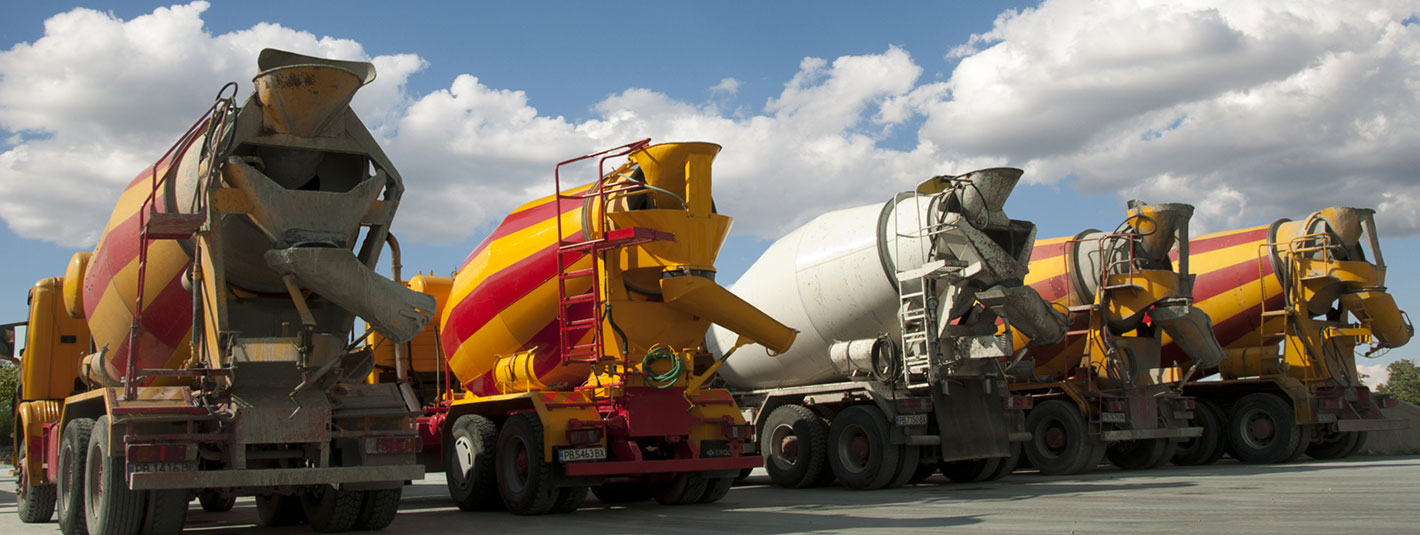 Concrete Truck Tracking